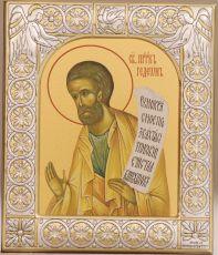 Икона Гедеон пророк (9х10,5см)