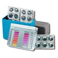 Тестер Bayrol Bayroklar для измерения pН и активного кислорода, таблеточный