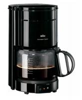 Кофеварка Braun KF 47 черная