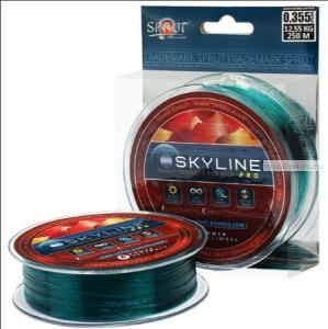 Флюорокарбоновая леска Sprut Skyline Evo Tech Pro 250 м / цвет: Ghost Invisible