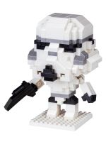 Конструктор Wisehawk & LNO Имперский штурмовик 318 деталей NO. 118 Imperial Stormtrooper Gift Series