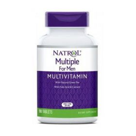 Natrol Multiple for Men 90 табл.