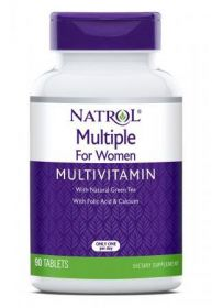 Multiple for Women от Natrol (90 таб)