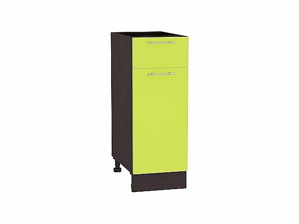 Шкаф нижний Валерия Н301 (лайм глянец)