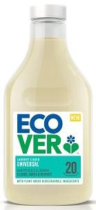 Ecover Жидкое средство для стирки универсальное с ароматом Жасмина и Жимолости, суперконцентрат 1 л