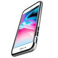 Чехол Spigen Neo Hybrid 2 для iPhone 8 серебристый
