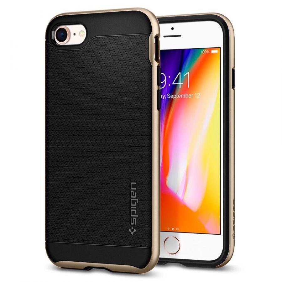 Чехол Spigen Neo Hybrid 2 для iPhone 8 золотой