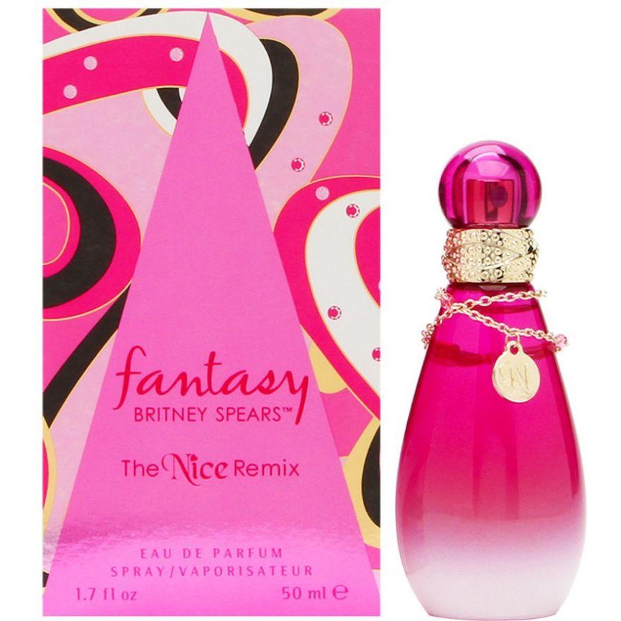Britney Spears Парфюмерная вода Fantasy The Nice Remix, 100 ml