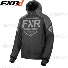 Куртка FXR CX - Black/Charcoal мод. 2019