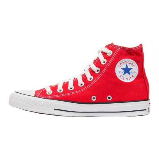 Кеды высокие Converse Chuck Taylor All Star красные