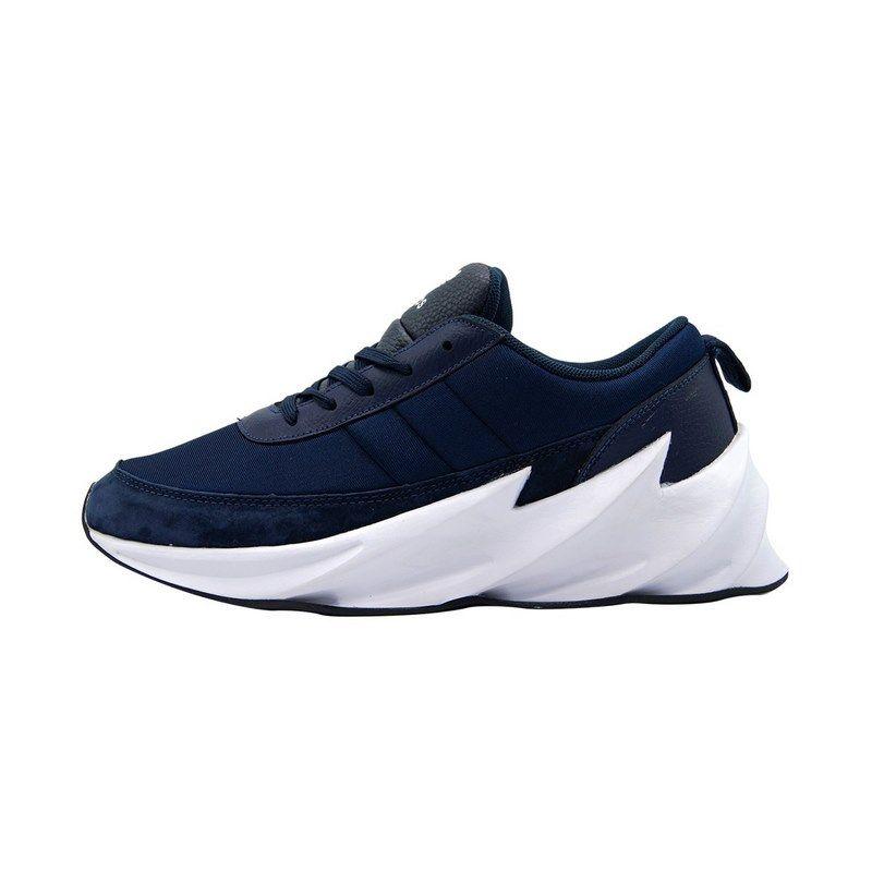 Кроссовки Adidas Sharks Blue White