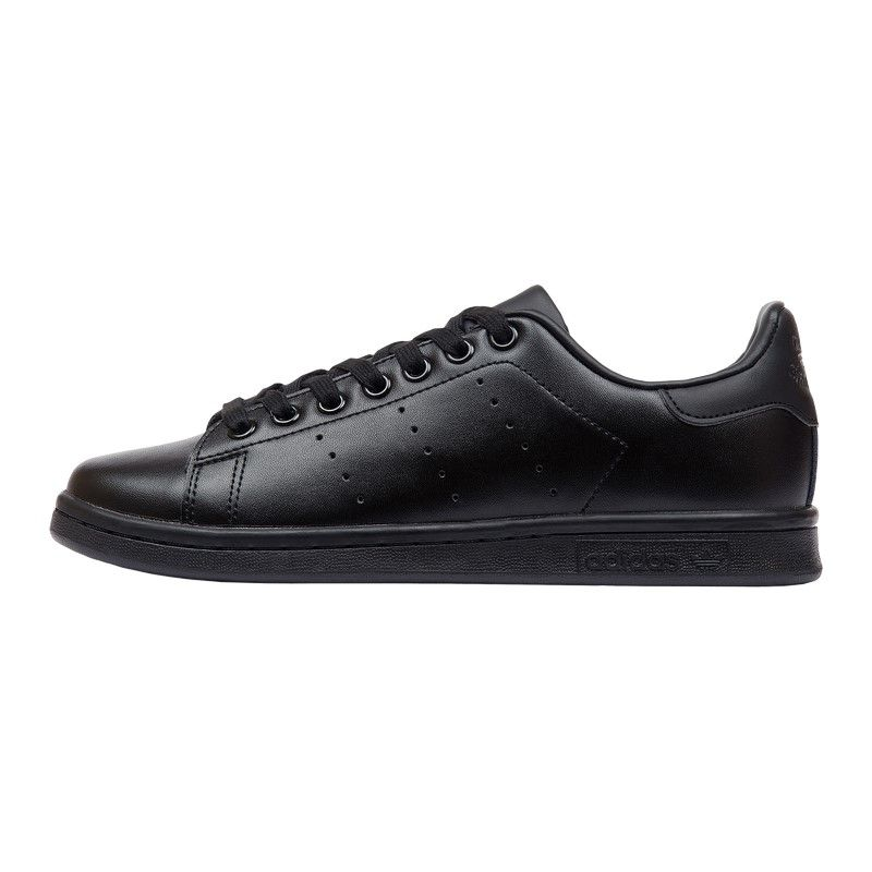 Кроссовки черные Adidas Stan Smith Black