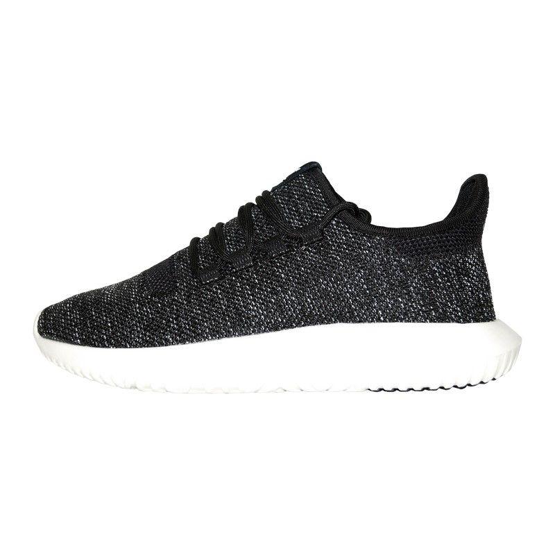 Кроссовки Adidas Tubular Shadow Knit Black White