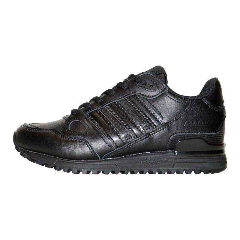 Кроссовки Adidas ZX 750 Black Leather