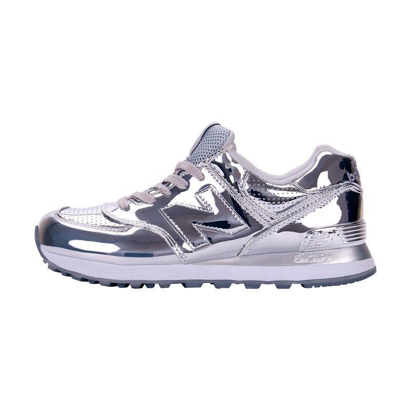 Кроссовки New Balance 574 Silver