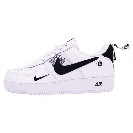 Кроссовки Nike Air Force 1 '07 Leather белые