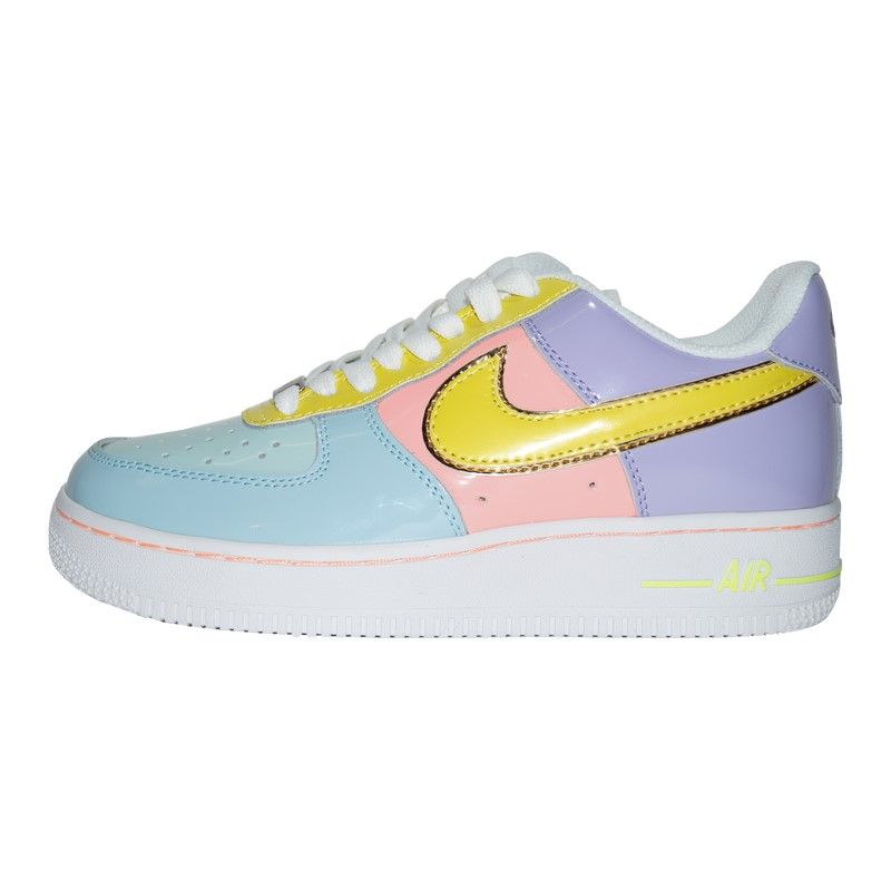 Кроссовки Nike Air Force 1 '07 мультиколор