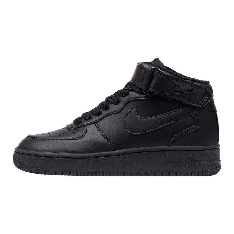 Кроссовки Nike Air Force 1 Mid '07 черные