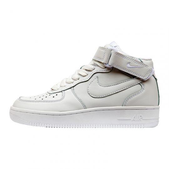 Кроссовки Nike Air Force 1 Mid '07 белые