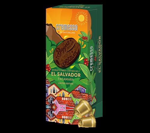 Капсулы Cremesso El Salvador Лимитированный вкус