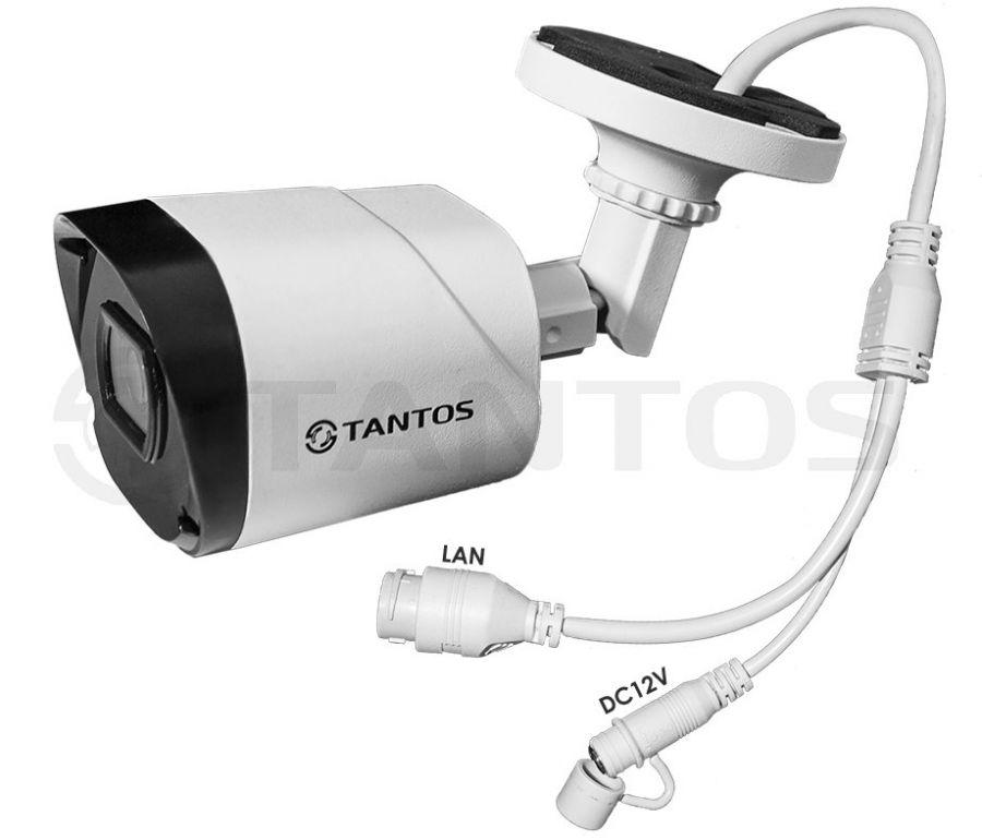 IP-видеокамера Tantos TSi-Peco25FP