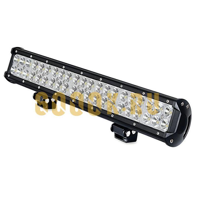 Двухрядная светодиодная LED балка 90W CREE комбинированного света