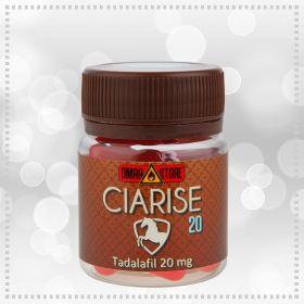 Ciarise 20 (Tadalafil 20 mg) 25 капсул.