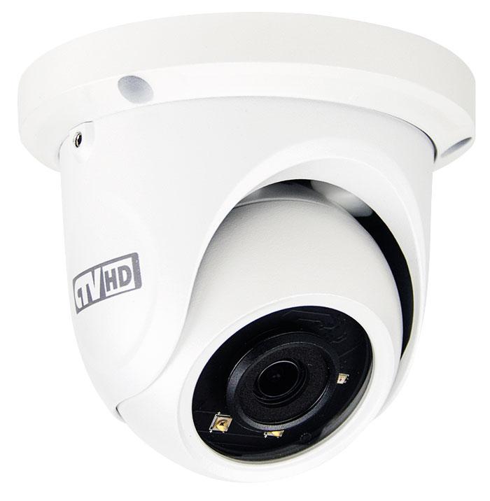 IP-видеокамера СTV CTV-IPD4028 MFA