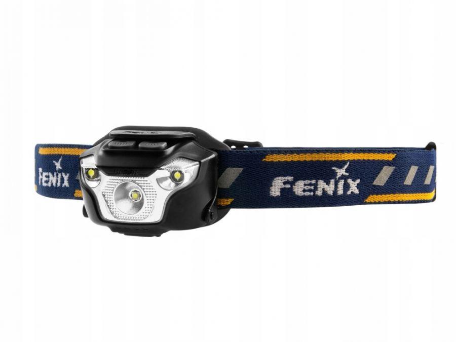 Налобный фонарь Fenix (Феникс) черный 450 лм HL26Rbk