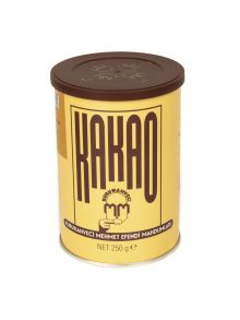 Какао-порошок KURUKAHVECI MEHMET EFENDI, 250 грамм