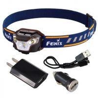 Налобный фонарь Fenix (Феникс) черный 450 лм HL26Rbk фото2