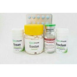 Курс тестостерон пропионат + станозолол