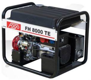 Бензиновый генератор Fogo FH8000 TE