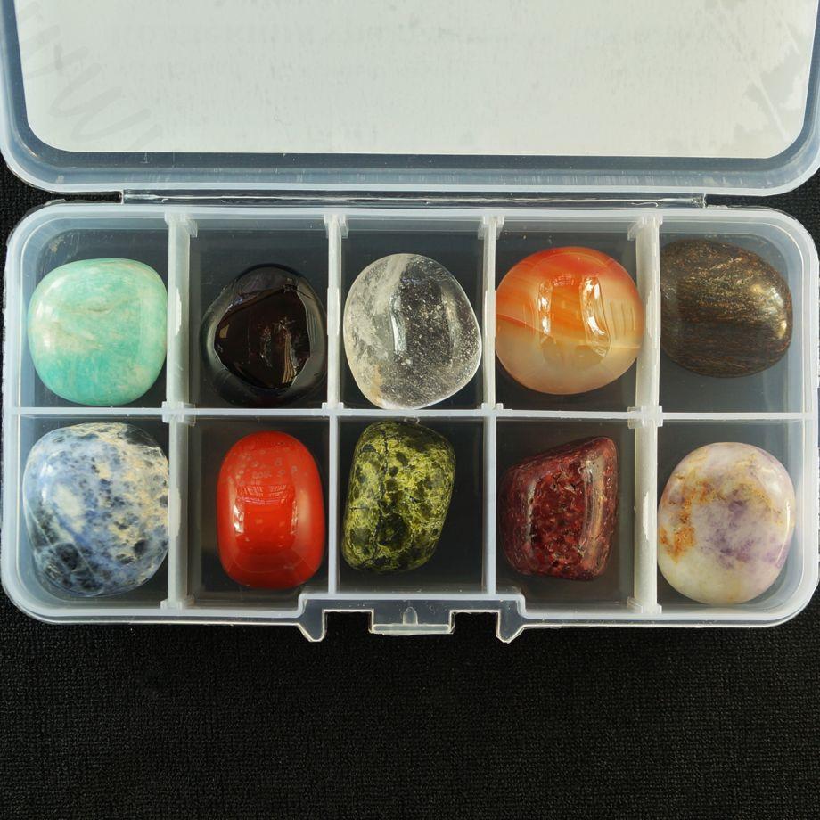 Коллекция уральских минералов
