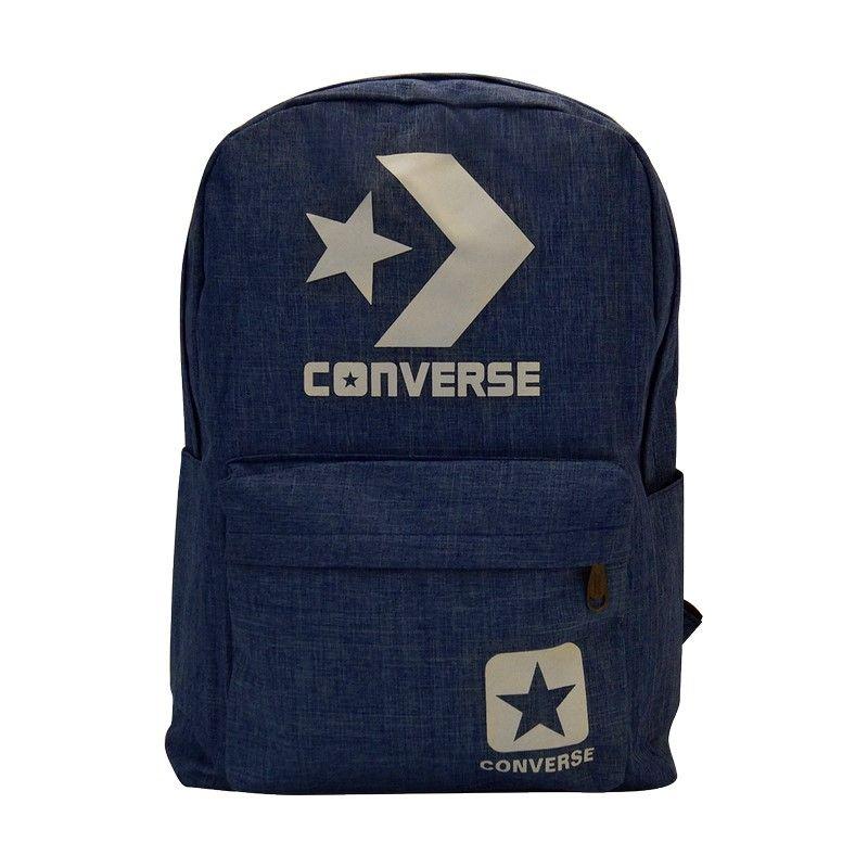Рюкзак Converse Edc Poly Backpack синий
