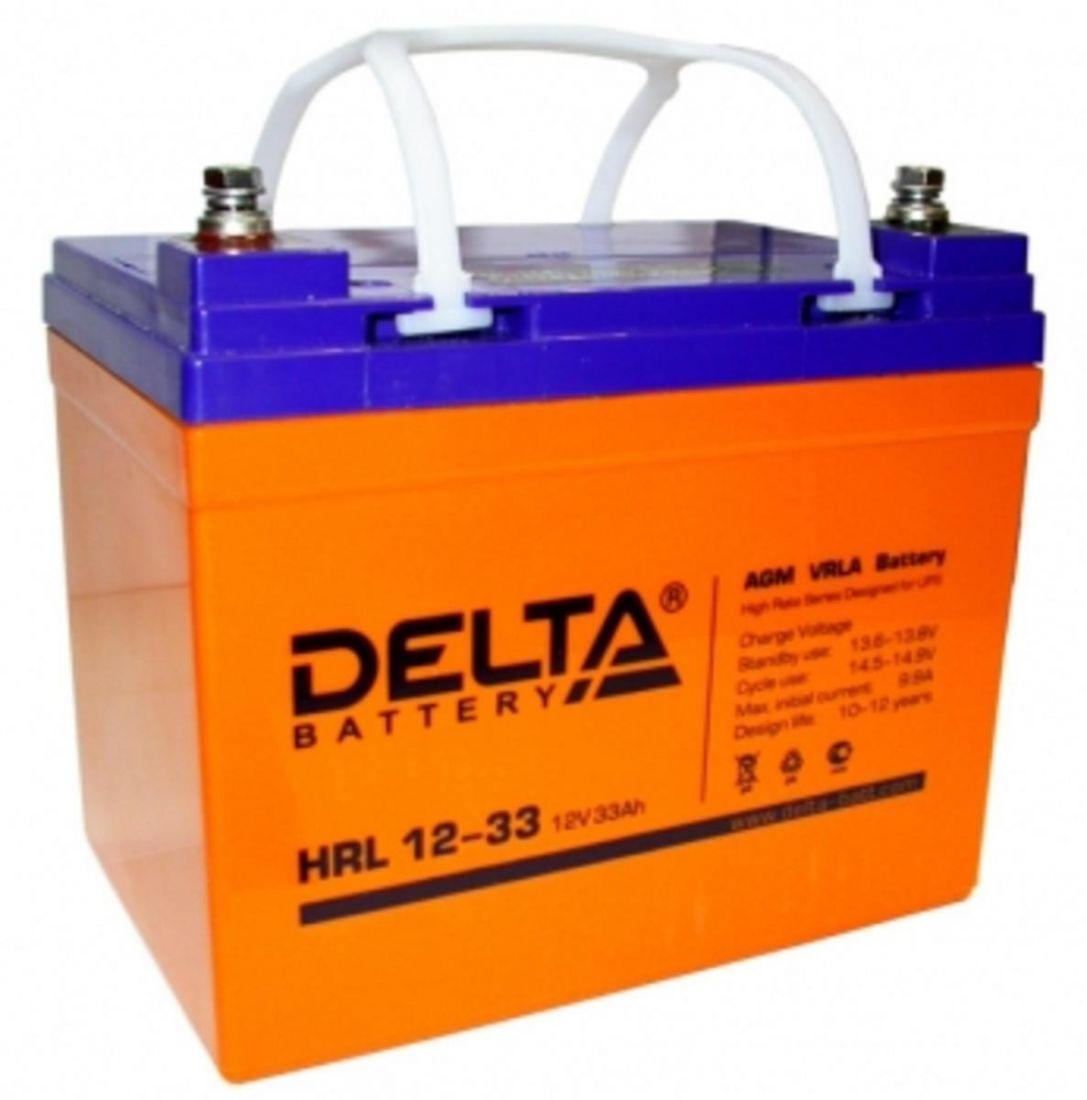 Батарея аккумуляторная HRL 12-33 (AGM)