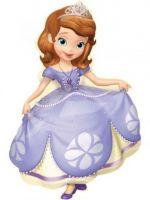 Воздушный шар принцесса София Прекрасная 88 см