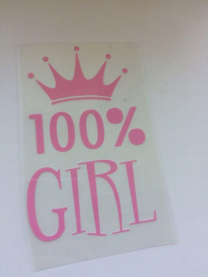 100% girl А5