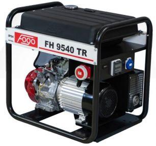 Бензиновый генератор Fogo FH9540 TR (AVR)