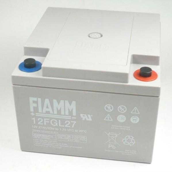 Батарея аккумуляторная FIAMM 12FGL27