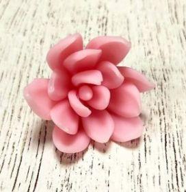 Форма силиконовая Сукулент Каменная роза