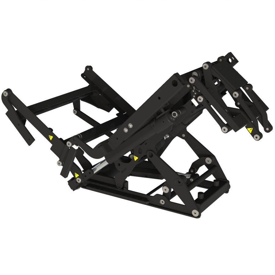 Готовые модули для коляски устройство вертикализации с наклоном