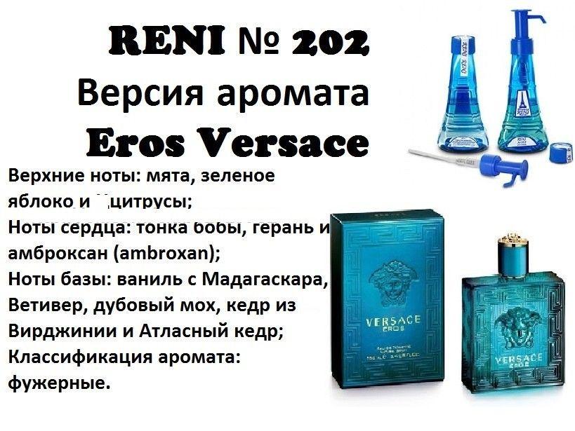 духи Reni № 202