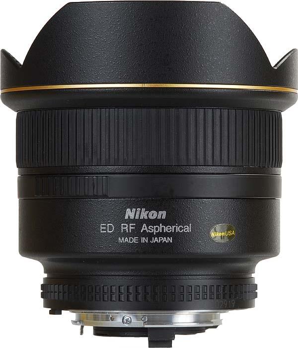 Nikon 14mm f/2 8 d Nikkor