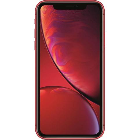 Apple iPhone XR 128ГБ (красный)