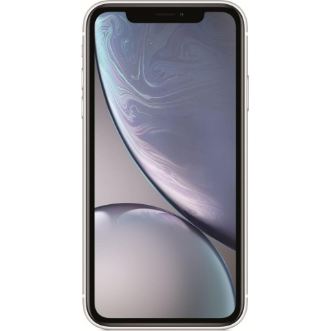 Apple iPhone XR 128ГБ (белый)
