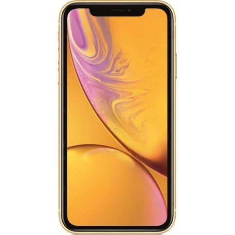 Apple iPhone XR 256ГБ (желтый)
