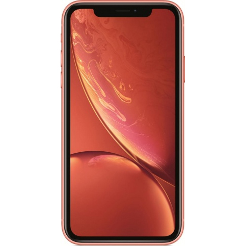 Apple iPhone XR 128ГБ (коралловый)