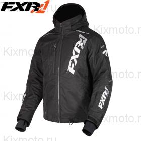Куртка FXR Mission FX - Black мод. 2019