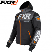 Куртка FXR Helium Pro X - Black/Orange мод. 2019